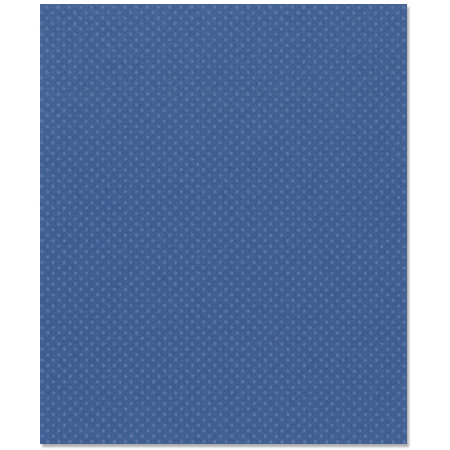 Bazzill Basics - 8.5 x 11 Cardstock - Dotted Swiss Texture - Night Water
