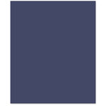 Bazzill Basics - 8.5 x 11 Cardstock - Smooth Texture - Moody Blue