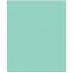 Bazzill Basics - 8.5 x 11 Cardstock - Classic Texture - Teal