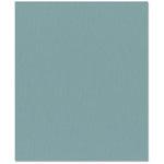 Bazzill - 8.5 x 11 Cardstock - Canvas Texture - Lakeshore