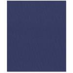 Bazzill Basics - 8.5 x 11 Cardstock - Canvas Texture - Admiral