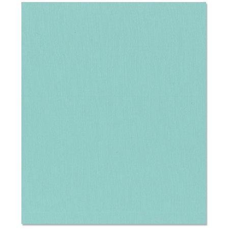 Bazzill Basics - 8.5 x 11 Cardstock - Grasscloth Texture - Atlantic