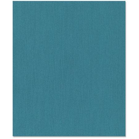 Bazzill Basics - 8.5 x 11 Cardstock - Grasscloth Texture - Blue Oasis
