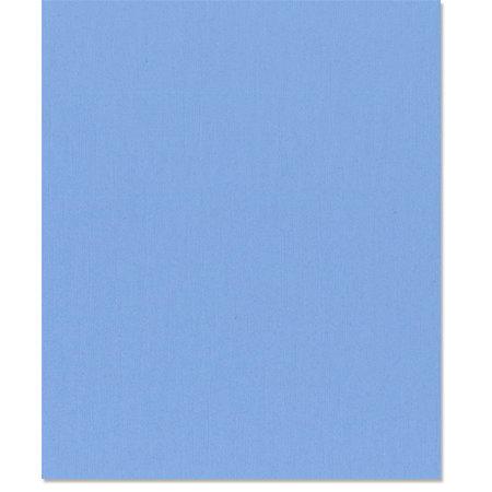 Bazzill Basics - 8.5 x 11 Cardstock - Grasscloth Texture - Evening Surf