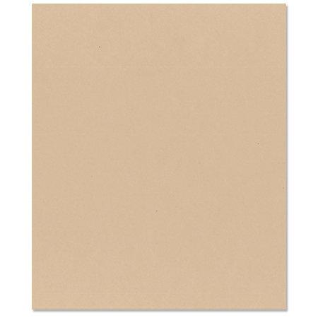 Bazzill Basics - 8.5 x 11 Cardstock - Smooth Texture - Almond Cream