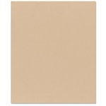 Bazzill - 8.5 x 11 Cardstock - Smooth Texture - Almond Cream