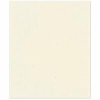 Bazzill Basics - 8.5 x 11 Cardstock - Smooth Texture - Walnut Cream