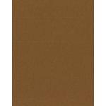 Bazzill Basics - 8.5 x 11 Cardstock - Canvas Texture - Hershey