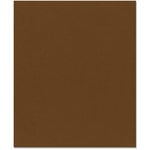 Bazzill Basics - 8.5 x 11 Cardstock - Grasscloth Texture - Truffle, CLEARANCE