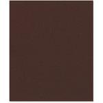 Bazzill Basics - 8.5 x 11 Cardstock - Grasscloth Texture - Mud Pie