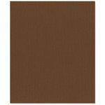 Bazzill Basics - 8.5 x 11 Cardstock - Canvas Texture - Pinecone