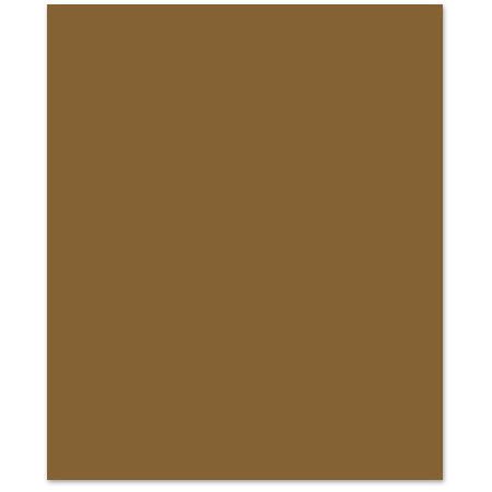 Bazzill Basics - 8.5 x 11 Cardstock - Smooth Texture - Milkshake