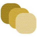Bazzill Basics - Monochromatic Trio - Card Pack - 5.5 x 8.5 - Artichoke, CLEARANCE