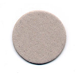 Bazzill Basics - Bazzill Chips - Circle - 1 inch, CLEARANCE