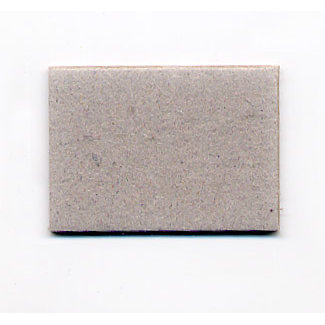 Bazzill Basics - Bazzill Chips - Rectangle - 1.25 inch, CLEARANCE