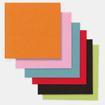 Bazzill Basics Cardstock - 12 x 12 - Blossoms Multi-Pack