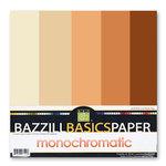 Bazzill Basics - Monochromatic Packs 12x12 - Oranges