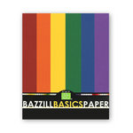 Bazzill - 8.5 x 11 Cardstock Pack - 30 Sheets - Rainbow