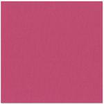 Bazzill Basics - 12 x 12 Cardstock - Criss Cross Texture - Bubblegum