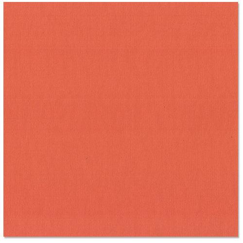 Bazzill Card - Flamingo