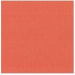 Bazzill - 12 x 12 Cardstock - Canvas Texture - Flamingo