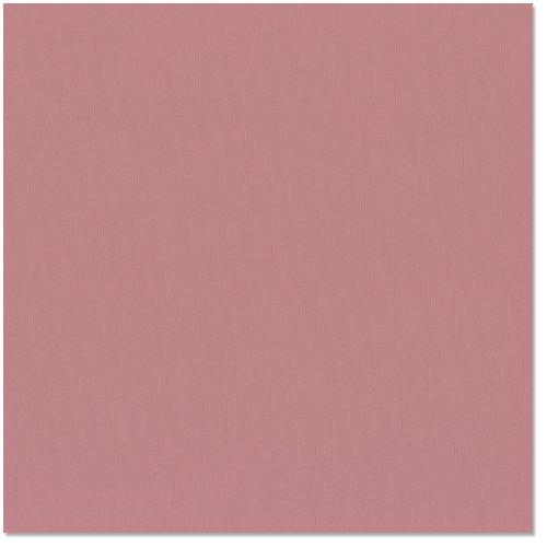Bazzill - 12 x 12 Cardstock - Grasscloth Texture - Vintage Pink