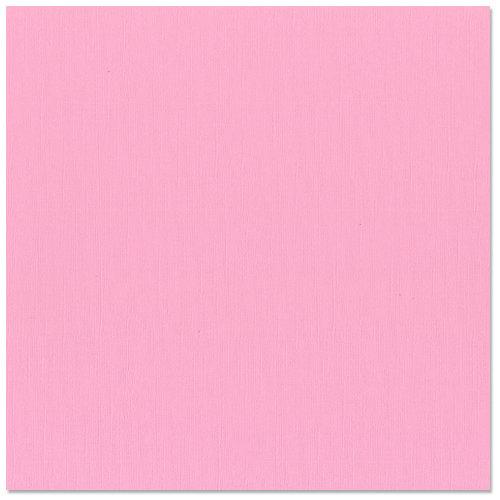 Bazzill Basics - 12 x 12 Cardstock - Canvas Texture - Petunia