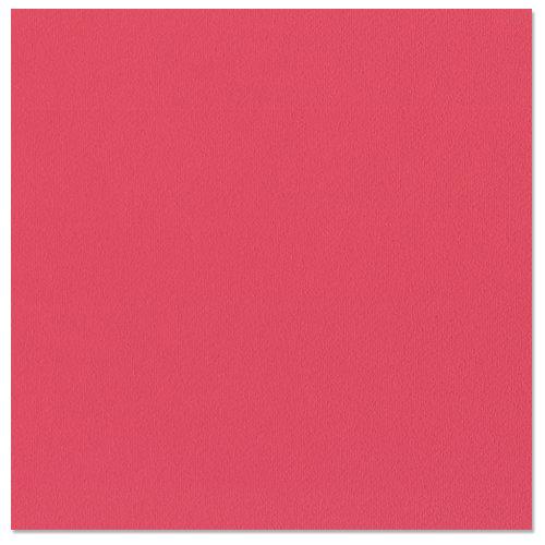 Bazzill - 12 x 12 Cardstock - Orange Peel Texture - Strawberry