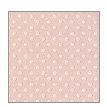 Bazzill Basics - Dotted Swiss - 12 x 12 Paper - Sunset Rose