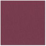 Bazzill Basics - 12 x 12 Cardstock - Canvas Texture - Juneberry