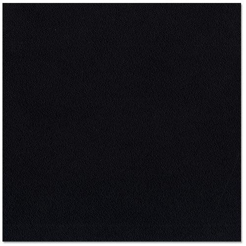 Bazzill - 12 x 12 Cardstock - Orange Peel Texture - Black