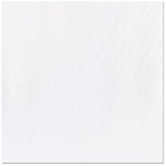 Bazzill - 12 x 12 Wedding Cardstock - White Wedding Satin