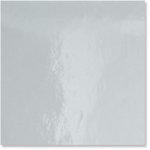 Bazzill Basics - 12 x 12 Silver Foil Cardstock
