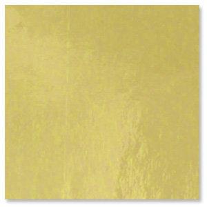 Bazzill Basics - 12 x 12 Gold Foil Cardstock
