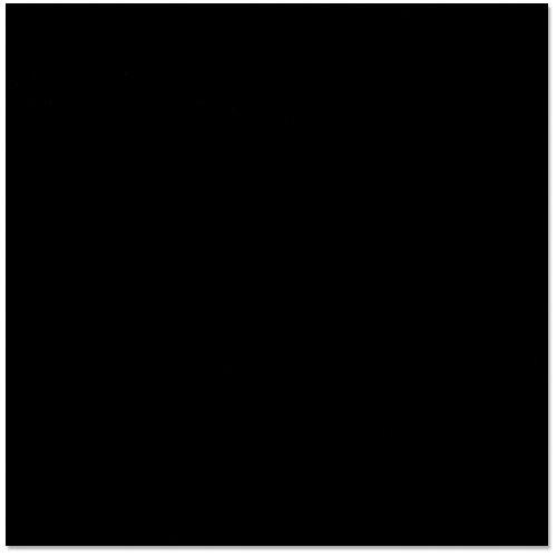 Bazzill - 12 x 12 Cardstock - Classic Texture - Ebony