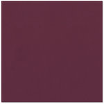 Bazzill Basics - 12 x 12 Cardstock - Classic Texture - Cranberry