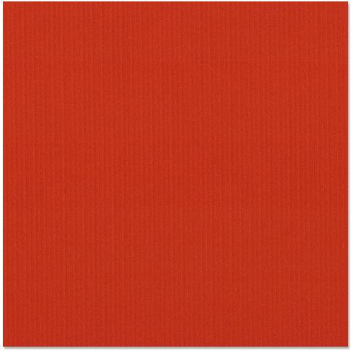 Bazzill Basics - 12 x 12 Cardstock - Classic Texture - Tomato