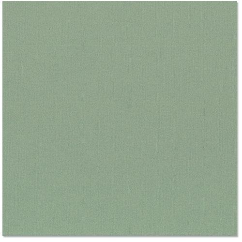 Bazzill - 12 x 12 Cardstock - Classic Texture - Sage