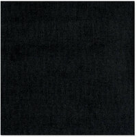 Bazzill Basics - 12 x 12 Cardstock - Canvas Texture - Bling - Black Tie