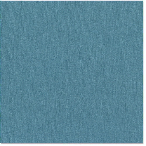 Bazzill - 12 x 12 Cardstock - Canvas Bling Texture - Crystal Blue