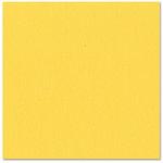 Bazzill - Prismatics - 12 x 12 Cardstock - Dimpled Texture - Classic Yellow