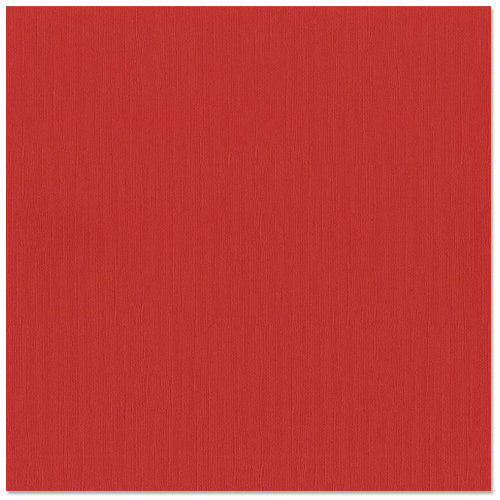 Bazzill - 12 x 12 Cardstock - Grasscloth Texture - Grenadine