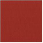Bazzill Basics - 12 x 12 Cardstock - Grasscloth Texture - Red Devil