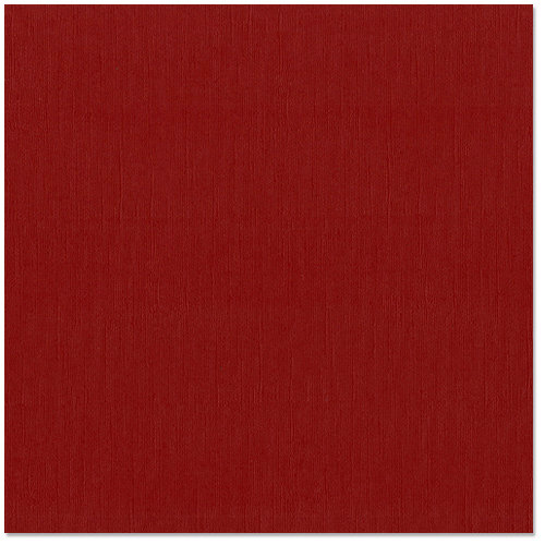 Bazzill - 12 x 12 Cardstock - Grasscloth Texture - Ruby Slipper