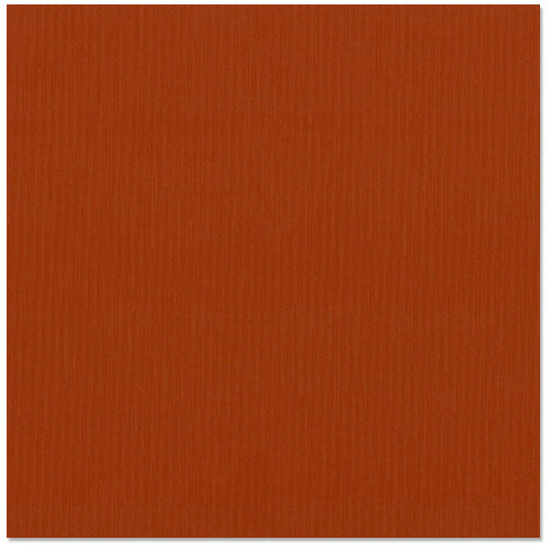 Bazzill - 12 x 12 Cardstock - Grasscloth Texture - Red Rock