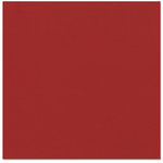 Bazzill - 12 x 12 Cardstock - Smooth Texture - Cherry Splash