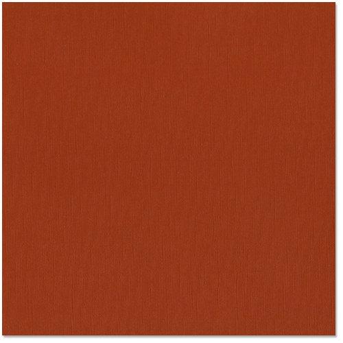 Bazzill - 12 x 12 Cardstock - Canvas Texture - Maraschino