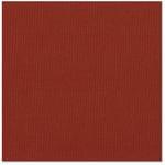 Bazzill - 12 x 12 Cardstock - Classic Texture - Crimson