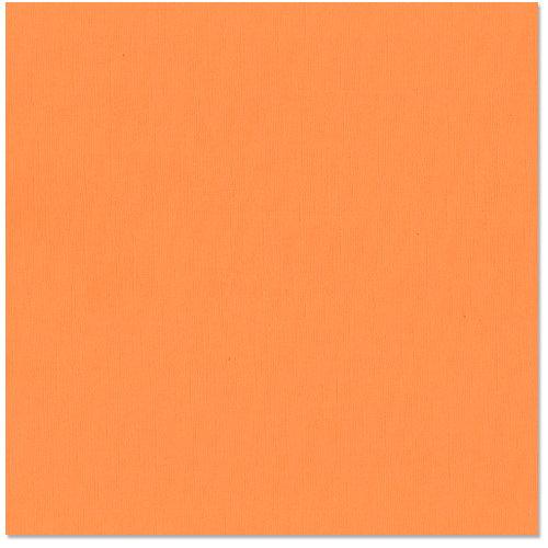Bazzill - 12 x 12 Cardstock - Criss Cross Texture - Coral