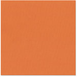 Bazzill - 12 x 12 Cardstock - Grasscloth Texture - Sun Coral